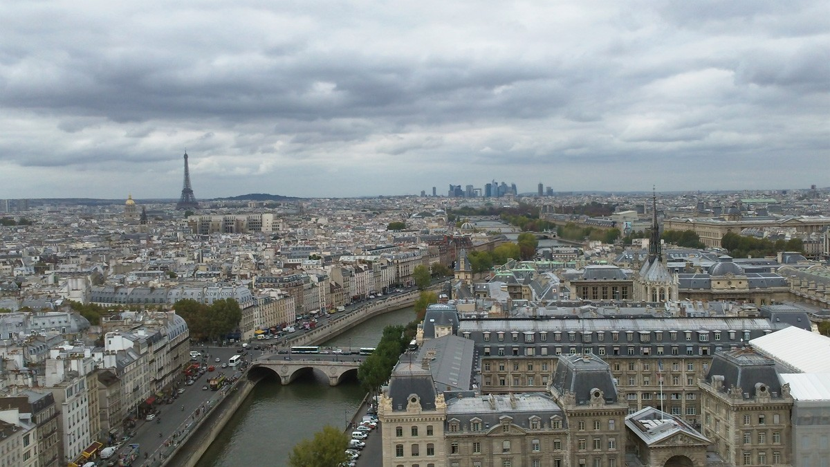 Paris: The City of Light