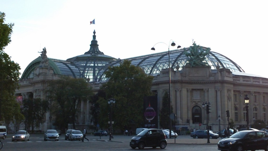 Le Grand Palais, Paris's Trade and Convention Centre