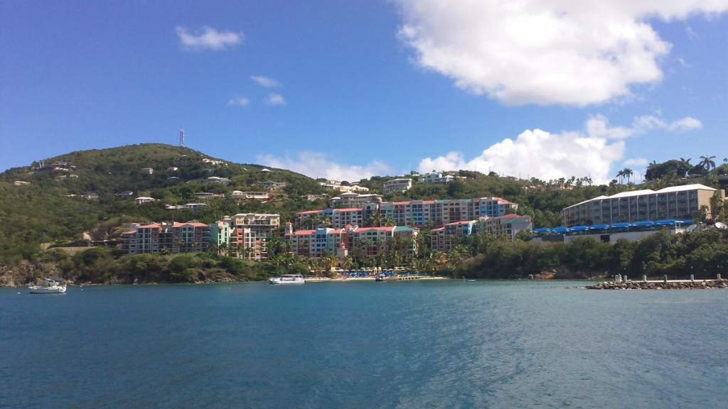 Resorts abound in St. Thomas