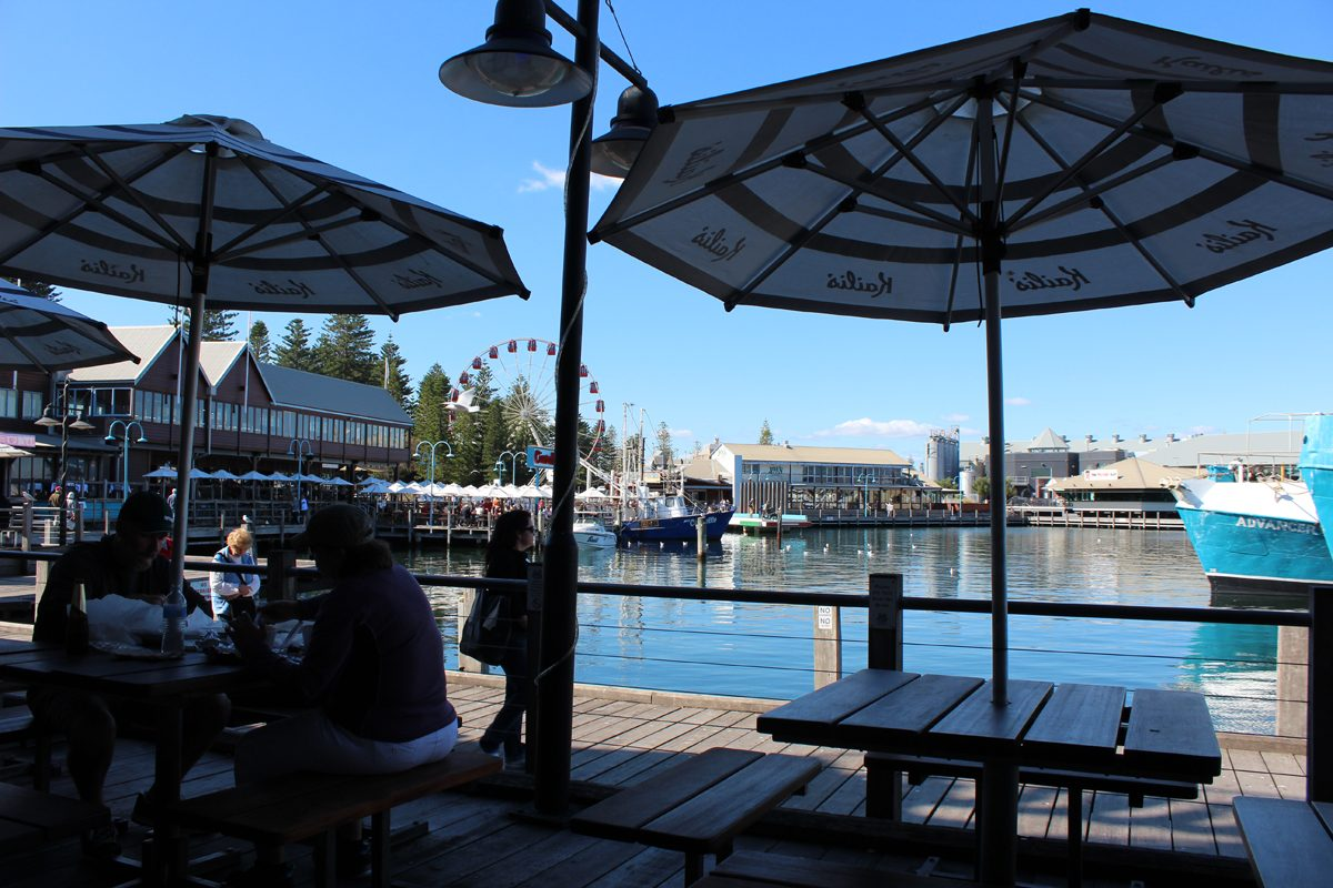 Photo Gallery: The Fremantle Markets and the Waterfront